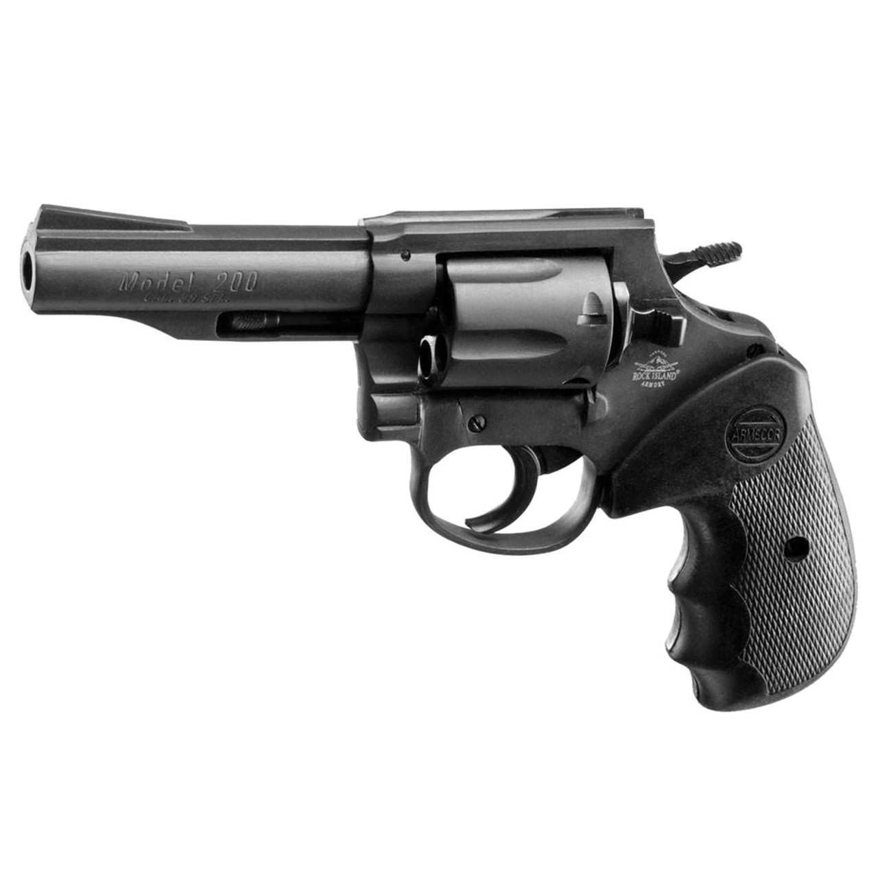 ARMSCOR M200 38 Special 4in 6rd Revolver (51261)