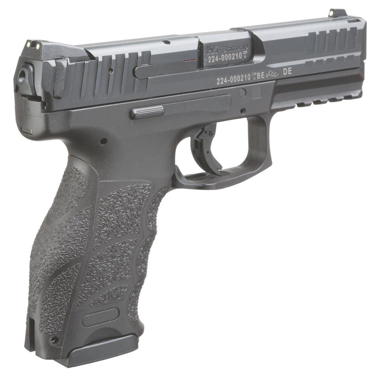 HK VP9 9mm 4 09in 15rd Semi-Automatic Pistol (700009-LE-A5)