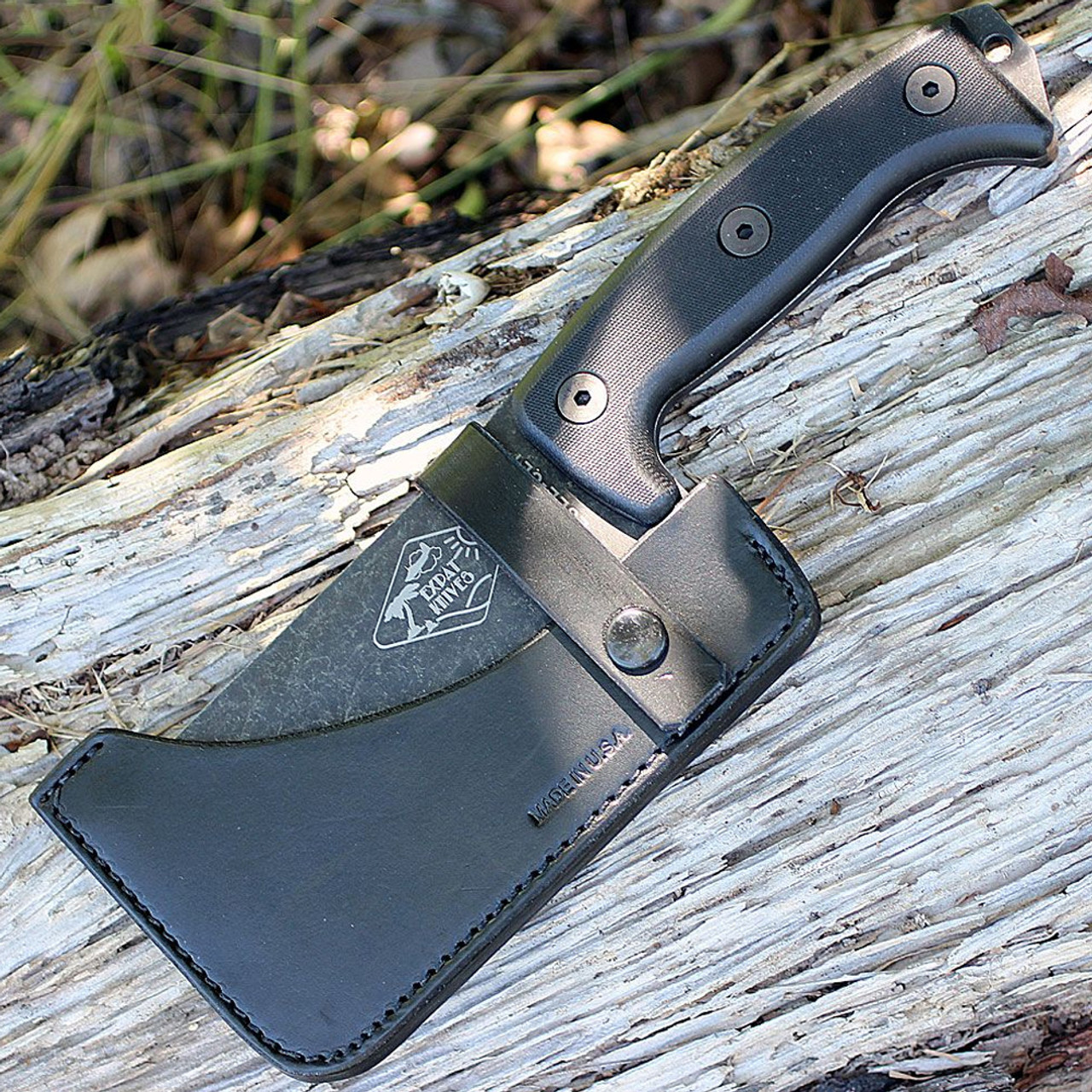 ESEE KNIVES Expat Knives Cleaver (ESEE-CL1)