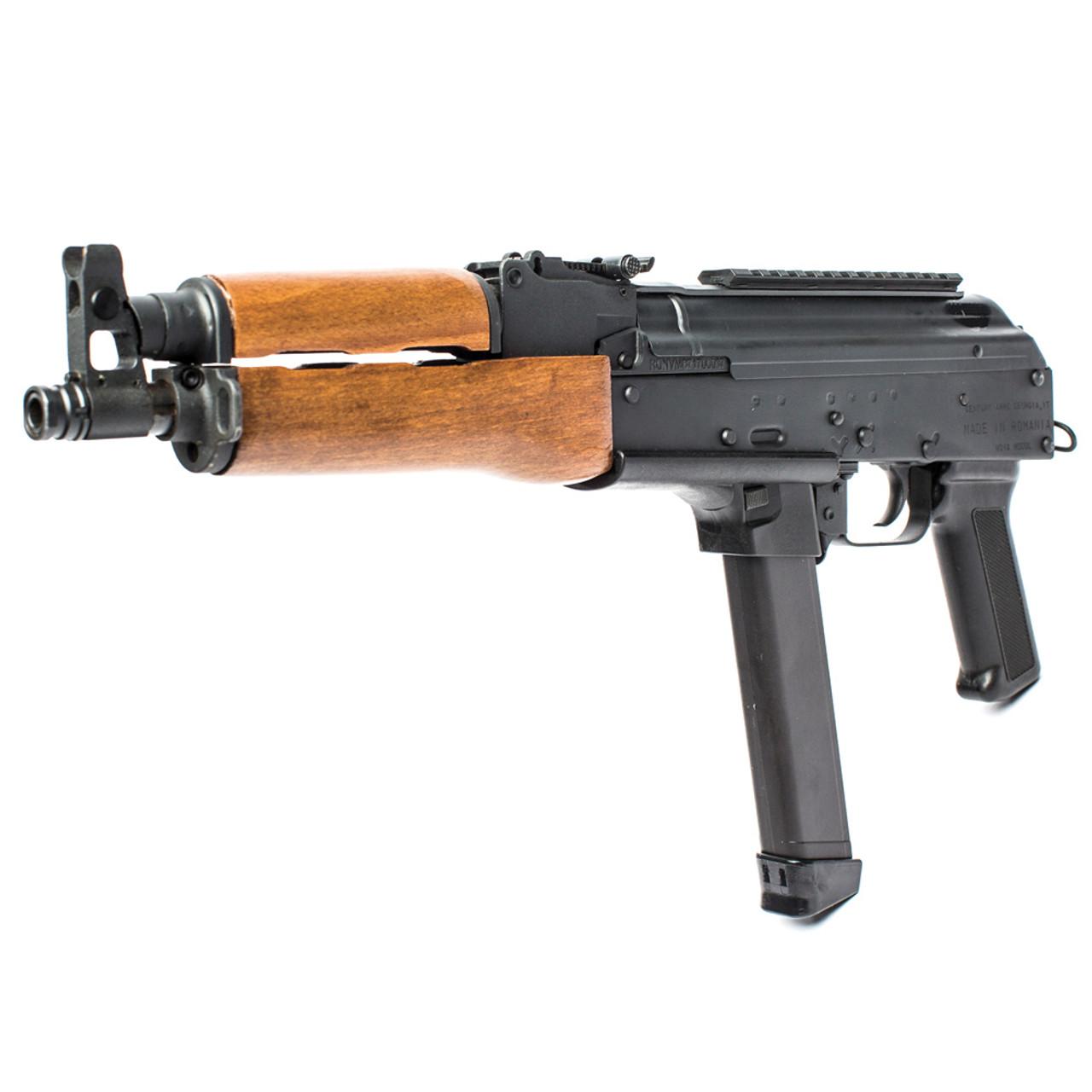 CENTURY ARMS Draco NAK9 9mm 12 25in 31rd Pistol (HG3736-N)