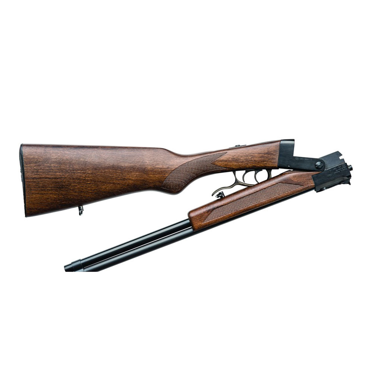 CHIAPPA FIREARMS Double Badger  22 LR/ 410 Gauge 19in 2rd Over/Under Rifle  (500-097)