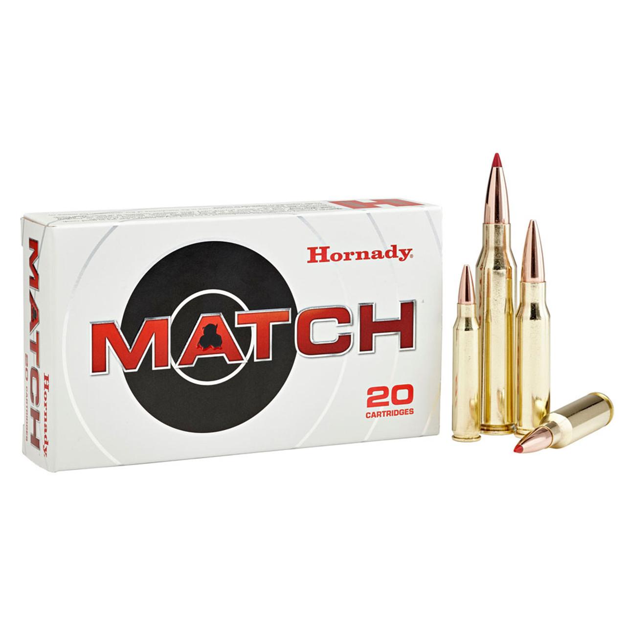 HORNADY Match 300 Win. Mag