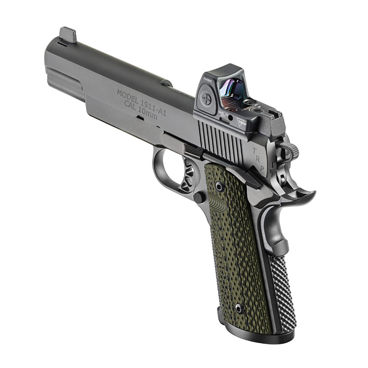 SPRINGFIELD ARMORY 1911 TRP 10mm 5in 8rd Pistol with RMR Sight and Range  Bag (PC9510RMR18)