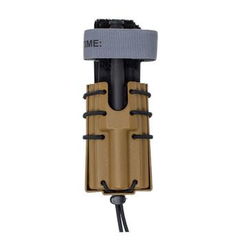 WILDER TACTICAL Universal Molle FDE Tourniquet Pouch (WT-E-T-FDE-M)
