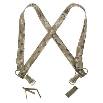 VIKING TACTICS VTAC Combat Multi-Cam Suspenders (VTAC-SS-MC)