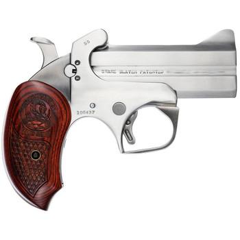 BOND ARMS Snake Slayer 357/38 3.5in Derringer (BASS-357/38)