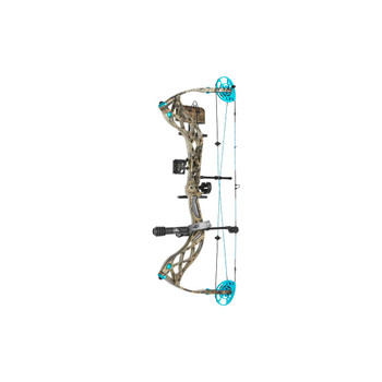 DIAMOND ARCHERY Carbon Knockout 30in 50lb Breakup Country RAK EQ Right Hand Compound Bow (A13378)