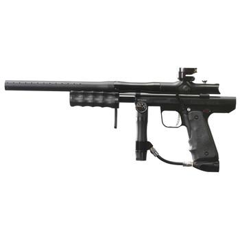 EMPIRE Sniper Dust Black/Polished Black with Barrel Kit Pump Marker (14801)