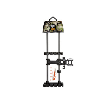 TIGHTSPOT QUIVER Rise 5 Arrow RH Optifade Sub Alpine Quiver (TSQS5OSA-R)