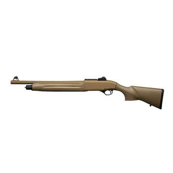 BERETTA 1301 Tactical 12Ga 18.5in 4rd 3in Flat Dark Earth Semi-Automatic Shotgun (J131T18F)