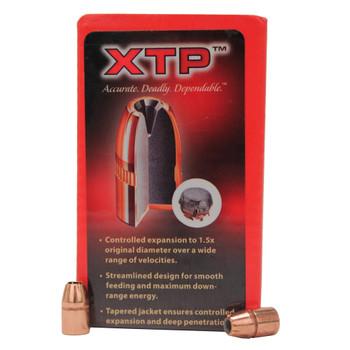 HORNADY XTP 38 Cal 158gr 100/Box Rifle Bullets (35750)