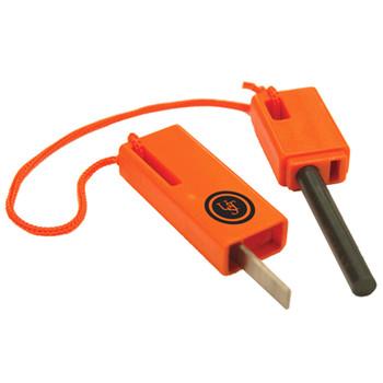 UST SparkForce Orange Fire Starter (20-310-259)
