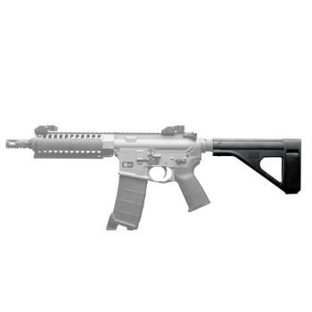 SB TACTICAL SOB AR Black Pistol Stabilizing Brace (SOB-01-SB)