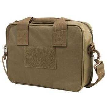 NCSTAR Double Pistol Tan Range Bag (CPDX2971T)