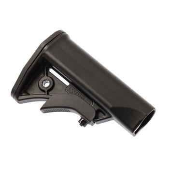 LWRC Compact Adjustable Black Stock (200-0124A01)