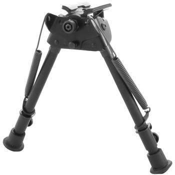 HARRIS Engineering Fixed Black 9-13-Inch Bipod (1A2L)
