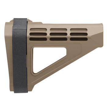 SB TACTICAL SBM4 FDE Pistol Stabilizing Brace (SBM4-02-SB)