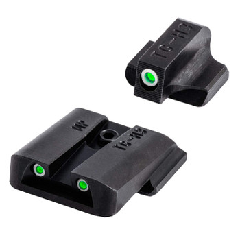 TRUGLO Brite-Site Tritium Green S&W M&P Handgun Sights (TG231MP)