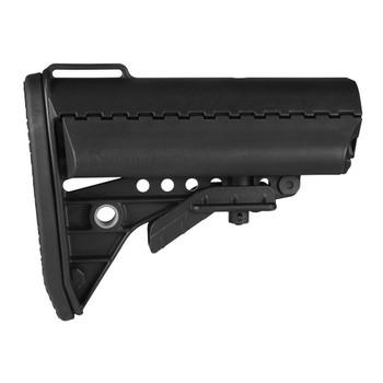 VLTOR IMOD AR-15 Scorpion Butt Pad Black Stock (AIB-MSB)