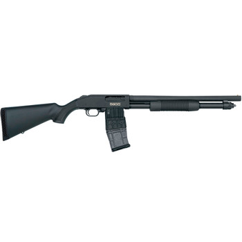 MOSSBERG 590M 12Ga 18.5in 10rd Pump-Action Shotgun (50205)