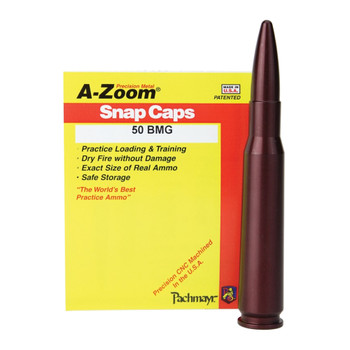 A-ZOOM Precision Metal Rifle 50 BMG Snap Cap (11451)