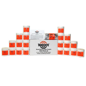 TANNERITE ProPack 20 1/2 Pound 20 per Pack Exploding Targets (PP20)