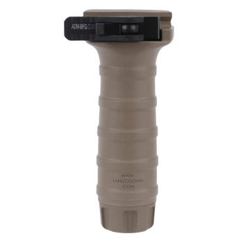 TANGO DOWN Vertical Quick Detach Desert Tan Fore Grip (BGV-QDSFFDE)