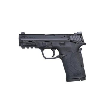 SMITH & WESSON M&P .380 ACP 3.675in 8rd Semi-Automatic Pistol (11663)