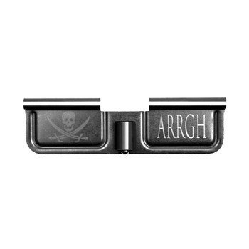 SPIKE'S AR15 Ejection Port Door with Pirarte & Arrgh Engraving (SED7003)