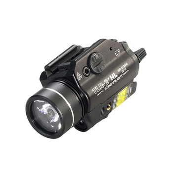 STREAMLIGHT TLR-2 HL G 800 Lumens Tactical Weapon Light with Green Laser (69265)