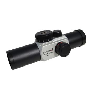 ULTRADOT Matchdot 30mm Black/Silver Red Dot Sight (MATCHDOT)