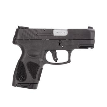 TAURUS G2S 9mm 3.25in 7rd Semi-Automatic Pistol (1-G2S931)