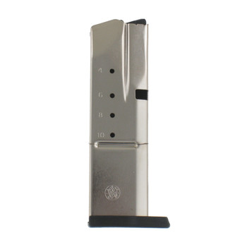 SMITH & WESSON SD40/SD40VE 40SW 10rd Stainless Magazine (19928)
