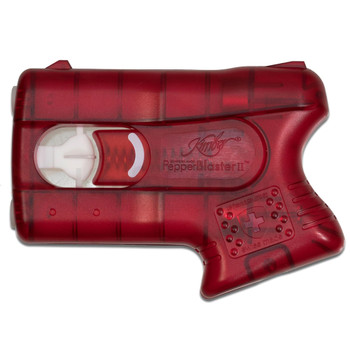 KIMBER PepperBlaster II Red Pepper Spray in Clear Clamshell (LA98021)