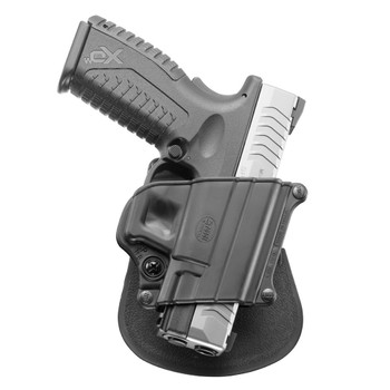 FOBUS Springfield,Sig Sauer,H&K,Taurus Right Hand Roto Paddle Holster (SP11BRP)