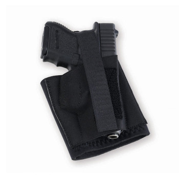 GALCO Cop Ankle Band for Glock 26,27,33 Right Hand Neoprene Ankle Holster (CAB2L)