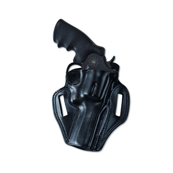 GALCO Combat Master S&W K Frame 19 4in Right Hand Leather Belt Holster (CM114B)