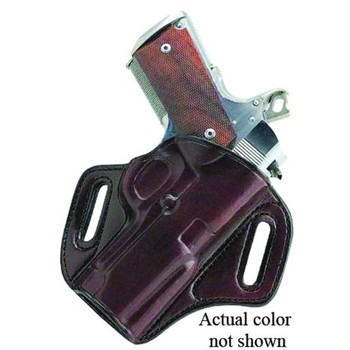 GALCO Concealable S&W M&P 9,40 Right Hand Leather Belt Holster (CON472B)