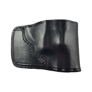 DON HUME JIT Slide Right Hand Ruger SP101 Black Holster (J961100R)