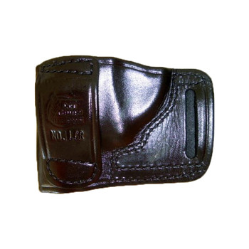 DON HUME JIT Slide Right Hand Ruger LCR Black Holster (J989017R)