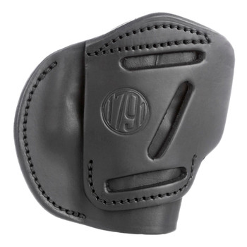 1791 GUNLEATHER 4WH 4 Way Stealth Black RH size 2 Holster (4WH-2-SBL-R)