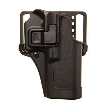 BLACKHAWK Serpa CQC For Glock 20,21,37 & S&W M&P Right Hand Size 13 Holster (410513BK-R)