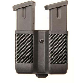 BLACKHAWK Carbon Fiber Double Stack Double Mag Case (410610CBK)