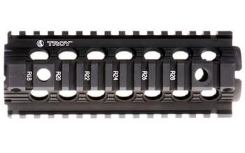 TROY MRF AR-15 7in Drop In Rail, Black (SRAI-MRF-D7BT-00)