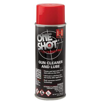 HORNADY One Shot 10oz Gun Cleaner with DynaGlide Plus (99901)