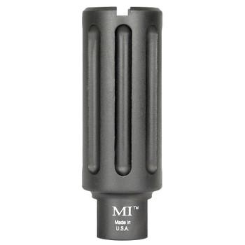 MIDWEST INDUSTRIES Blast Can 5.56 Caliber 1/2-28 Thread Muzzle Device (MI-BC556)