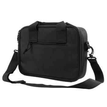 NCSTAR Double Pistol Black Range Bag (CPDX2971B)