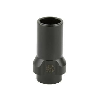 SILENCERCO 9mm 1/2x36 3-Lug Muzzle Device (AC2607)