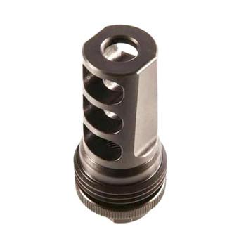 SILENCERCO Harvester 338 5/8x24 Muzzle Brake (AC857)