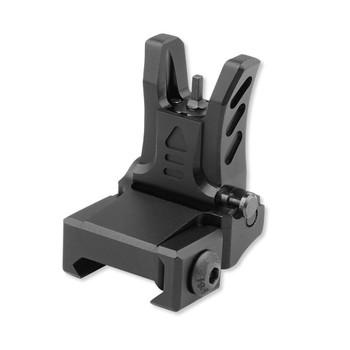 UTG Model 4 Low Profile Flip-Up Front Sight for Handguard (MNT-755)